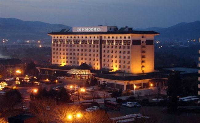 コモドホテル慶州