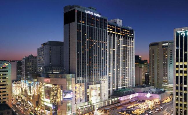ロッテホテル釜山