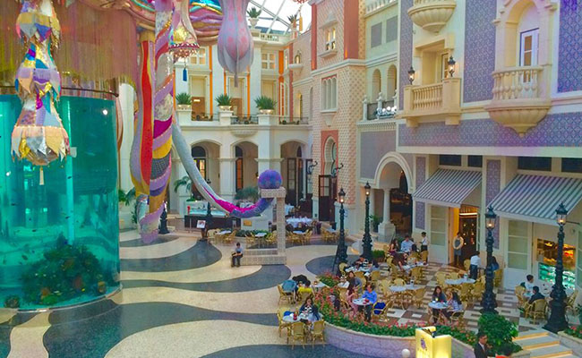 MGMマカオホテル2