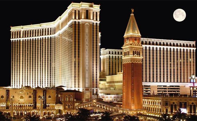 ヴェネチアン リゾートホテル カジノ